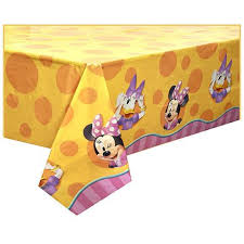 Minnie Mouse Table Covers Minnie Mouse Party Supplies