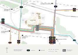 directions u0026 map chadstone