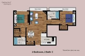 two bedroom apartments in los angeles tremont apartments rentals los angeles ca apartments com