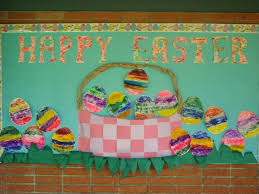 Easter Door Decorations For Daycare by