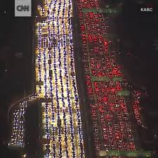 thanksgiving traffic in los angeles maroc morocco
