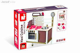 cuisine picnik duo janod 06520 wooden kitchen amazon co uk toys