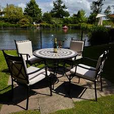 patio table with 4 chairs outdoor 4 person outdoor dining set patio table with 4 chairs 9