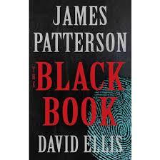 black book hardcover patterson david ellis target