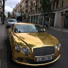 bentley coupe gold 10 gold cars that will enrich your life luxury4play com
