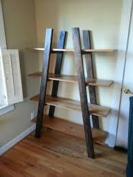 Shelf Ladder Woodworking Plans by Best 25 Woodworking Desk Plans Ideas On Pinterest Build A Desk