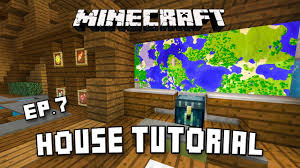 minecraft interior design kitchen minecraft house tutorial modern interior design ideas scarland