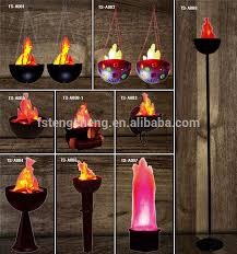 Halloween Props For Sale Halloween Props Indoor Imitation Fire Effect Fake Fire Light