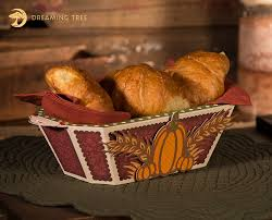 thanksgiving bread basket svg dreaming tree