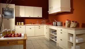 cuisine chaude peinture murale cuisine couleur idée de modèle de cuisine
