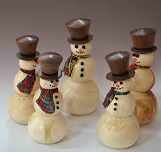 ornaments dennis liggett turning