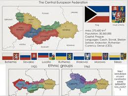 Bohemia Map The Fantasy Political Maps Of Deviantart Geocurrents