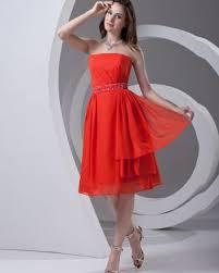 a linie herzausschnitt knielang chiffon brautjungfernkleid mit gefaltet p334 kleider für hochzeit kleider für hochzeitsgäste kleid zur