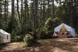 modern camping mendocino mendocino grove ca 47 hipcamper