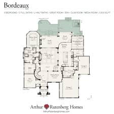 Arthur Rutenberg Homes Floor Plans Bordeaux 1221f Classic Plan Collection