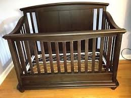 Convertible Crib And Dresser Set Romina Furniture Nursery Set Verona Collection Espresso