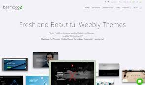 top 3 places to find amazing weebly themes