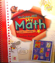 amazon com mcgraw hill my math grade 1 volume 1 teacher edition