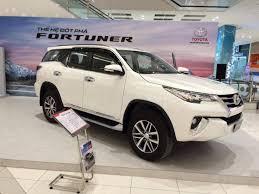 lexus vietnam bang gia giá xe toyota fortuner 2018 nhập khẩu nguyên chiếc tại việt nam