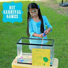 learn how to create your own backyard carnival games inexpensive
