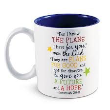 graduation mug graduate multicolor jeremiah 29 11 ceramic mug christianbook