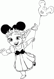 disney parks coloring pages coloring home