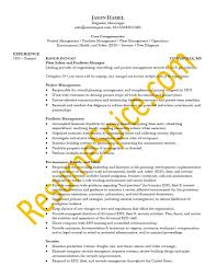 Ehs Resume Sample Resume Templates Resumespice