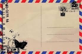 back of postcard template photoshop 28 images vintage postcard