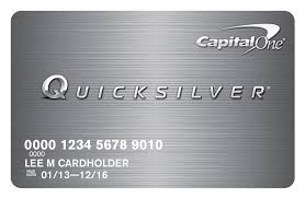 Capital One Venture Business Credit Card Capital One Quicksilver Cli Myfico Forums 4090544