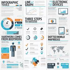 infographics vector graphics elements resources graphic design