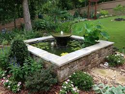 images about backyard pond above ground latest stepping stone