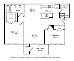 2 bedroom 1 bath house plans murray apartments floor plans hollow apartments floor