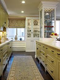Leaded Glass Cabinet Doors Houzz - Leaded glass kitchen cabinets