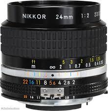 nikon 24mm f 2