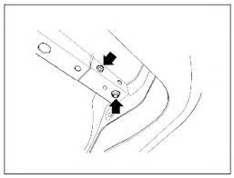 how do i remove the rear bumper on a 2005 kia spectra sx
