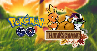is a thanksgiving pokémon go event happening 6 reasons point to