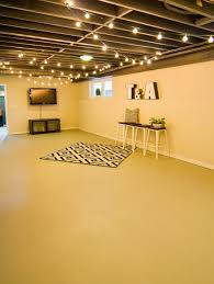 ideas inspiring unfinished basement ideas for your home