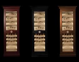cigar humidor display cabinet grand cigar cabinet maklary humidors
