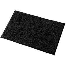 Ultra Thin Bath Mat Amazon Com Ikea Black Toftbo Supersoft Bath Shower Mat Rug