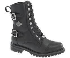 Women Balsa Black Harley Davidson Footwear