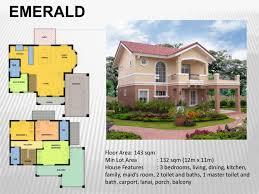 Elaisa Model House Camella Homes Design With Floor Plan Myfavoriteheadache Com