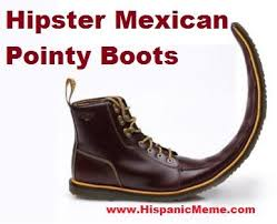 mexican pointy sneakers funny pinterest