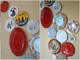 Decorative Plate Wall