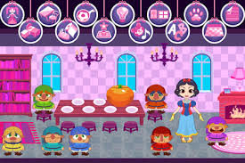Doll House Decoration Android Apps by My Fairy Tale Magic Dollhouse Decoration Game Android Apps On