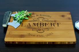 engraved wedding gift ideas personalized wedding gift ideas b30 in images selection