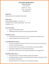 functional resume template resume template functional sle resumes for resume