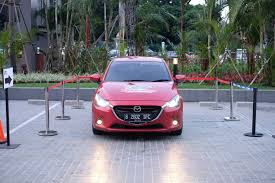 brand new mazda all new mazda m2 jakarta launch