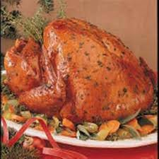 easy thanksgiving turkey recipes herbed seasoned roast turkey recipe panlasang pinoy recipes