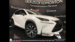 best used lexus sports car 2017 ultra white lexus nx 200t awd f sport series 3 in depth