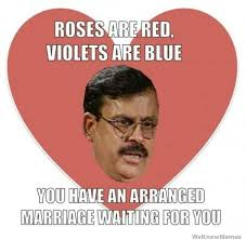 Roses Are Red Violets Are Blue Meme - roses are red violets are blue you have an arranged marriage